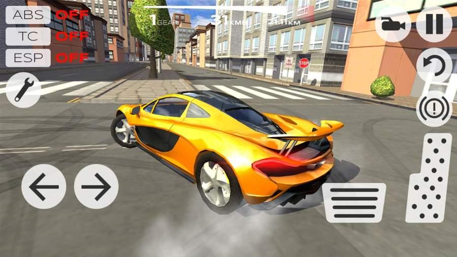 极速汽车模拟驾驶截图4
