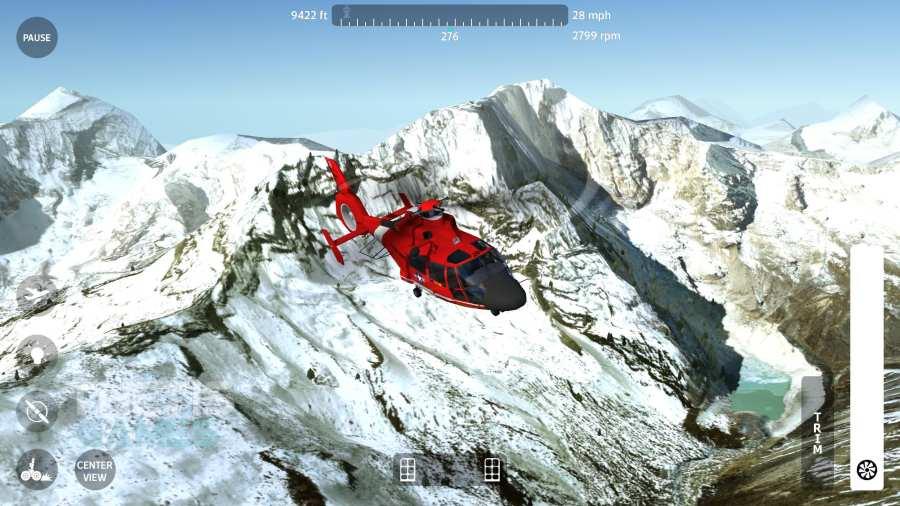 飛翔之翼2018-飛行模擬器截圖1
