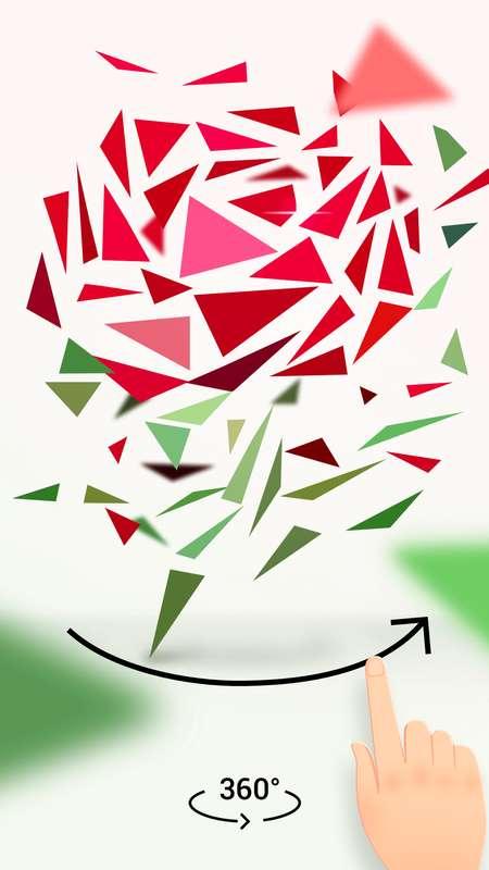 转转拼图 - 全新的益智拼图游戏截图5