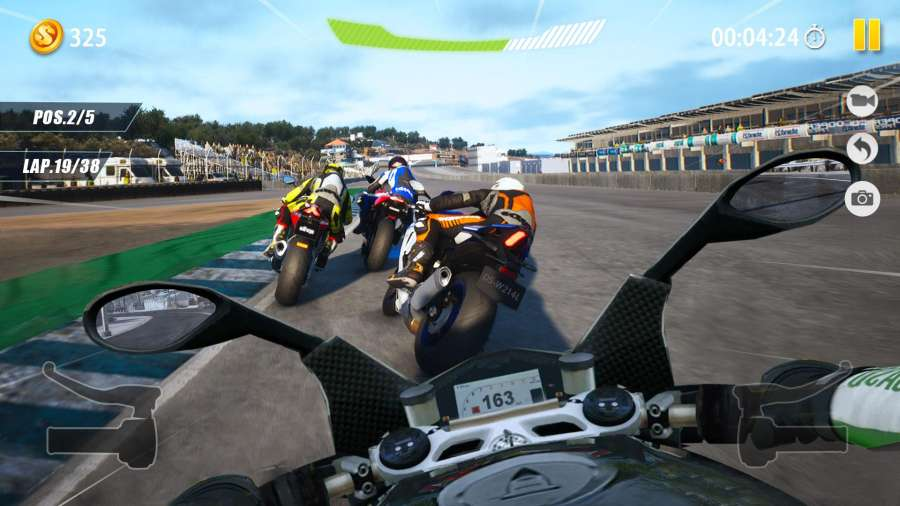 3D摩托骑手截图0