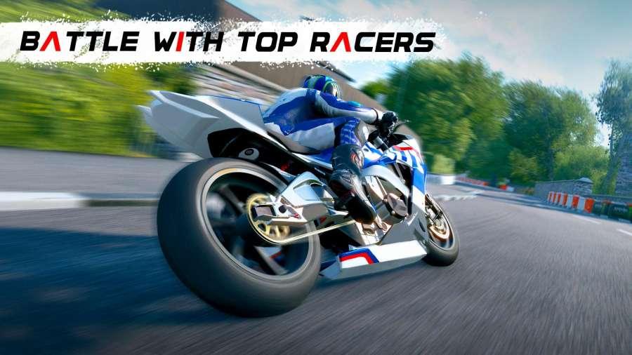 3D摩托骑手截图2