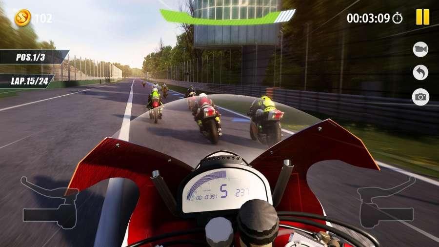 3D摩托骑手截图3