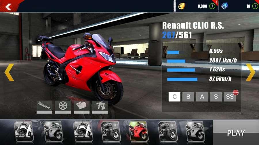 3D摩托骑手截图4