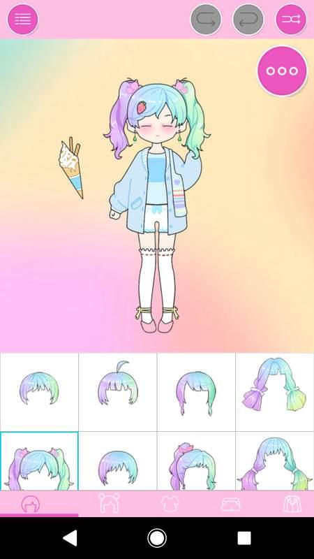Pastel Avatar Maker截图0