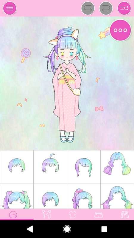 Pastel Avatar Maker截图1