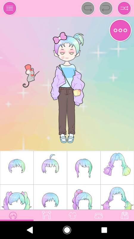 Pastel Avatar Maker截图10