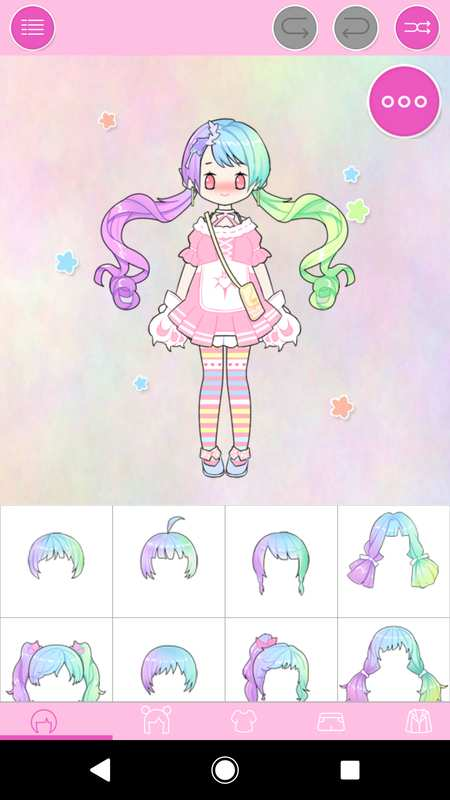 Pastel Avatar Maker截图8