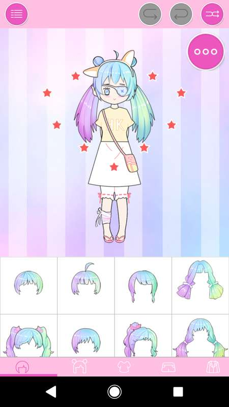 Pastel Avatar Maker截图9