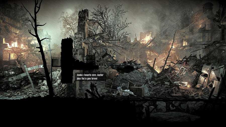 這是我的戰爭:故事 - 父親的承諾截圖2