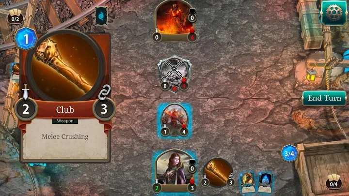 魔法之劍:魔潮截圖3