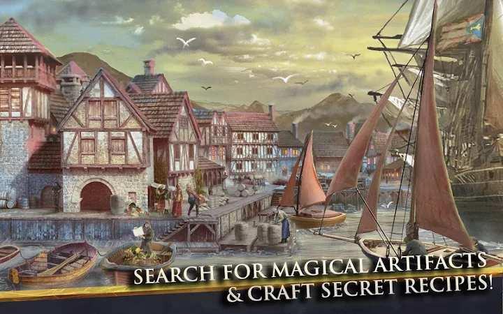 魔法之劍:魔潮截圖4
