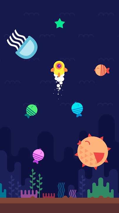 小小海底冒险2