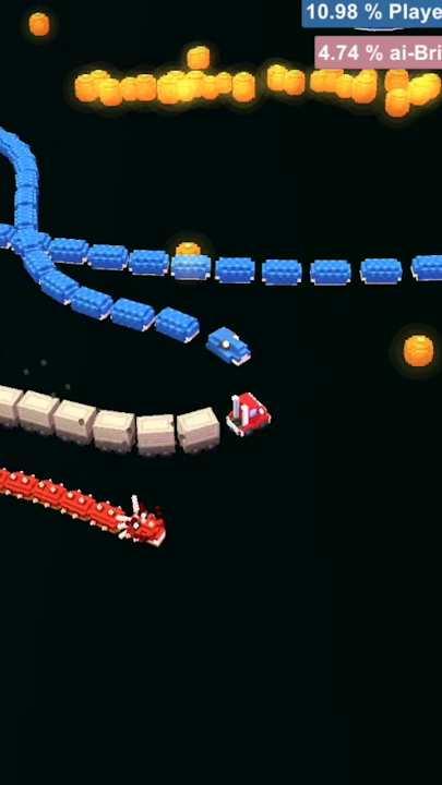 像素蛇大作战截图0