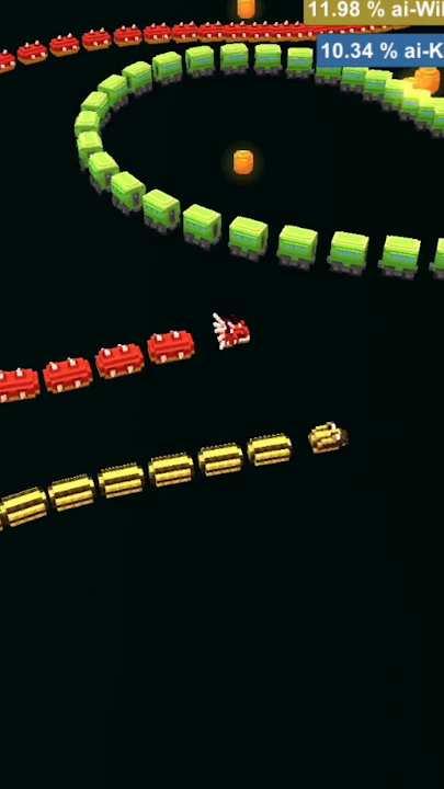 像素蛇大作战截图2