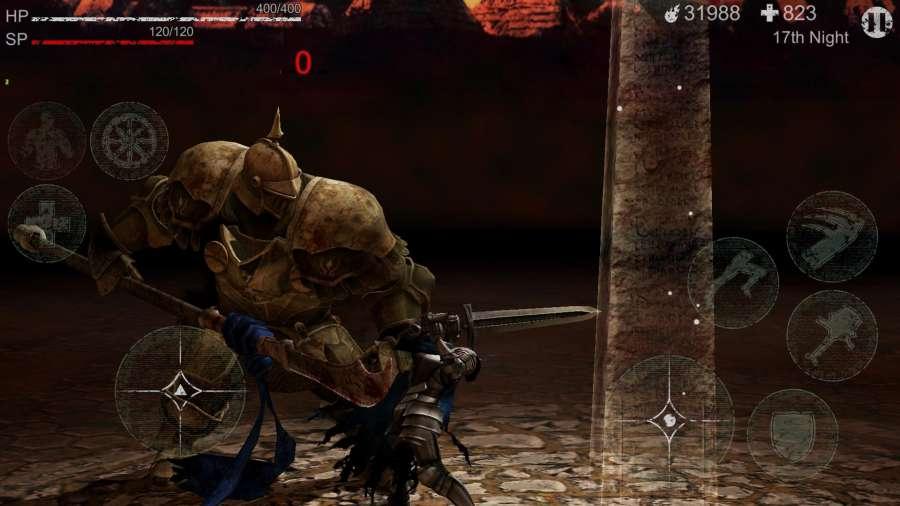 亡魂骑士截图2
