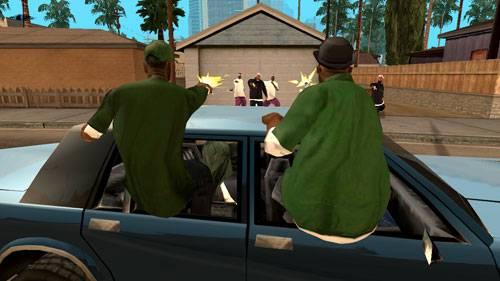 GTA俠盜獵車手:圣安地列斯截圖1