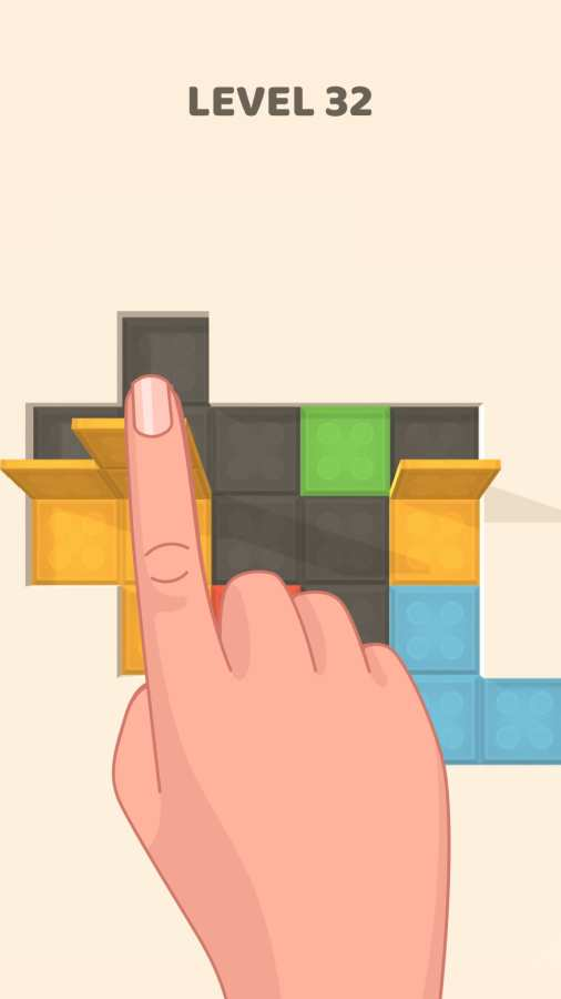 翻折方块截图2