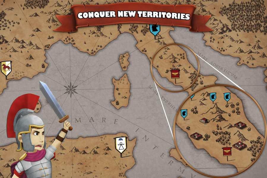 成长帝国:罗马截图2
