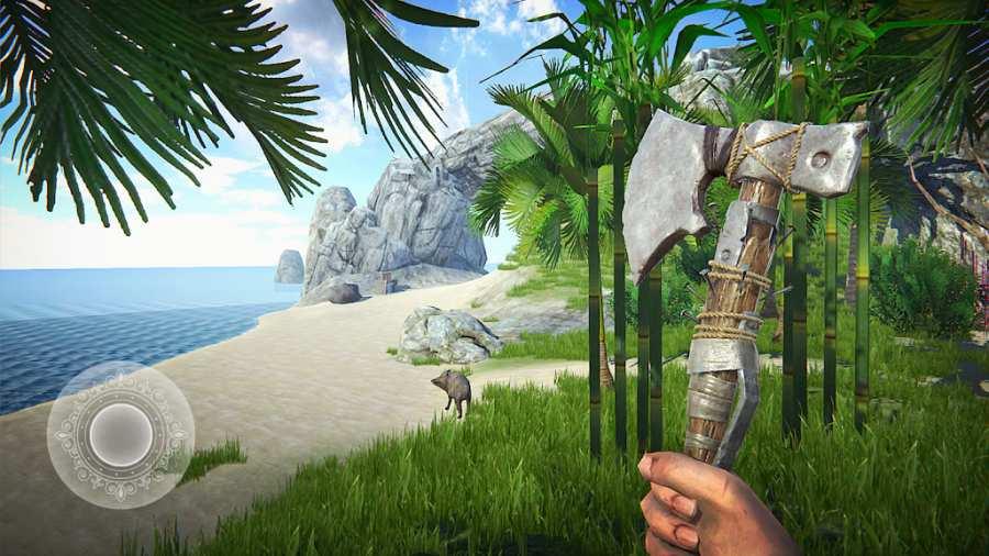 最后的海盗:岛屿生存截图2