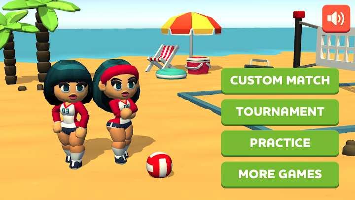 沙滩排球截图0