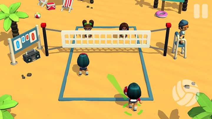 沙滩排球截图2