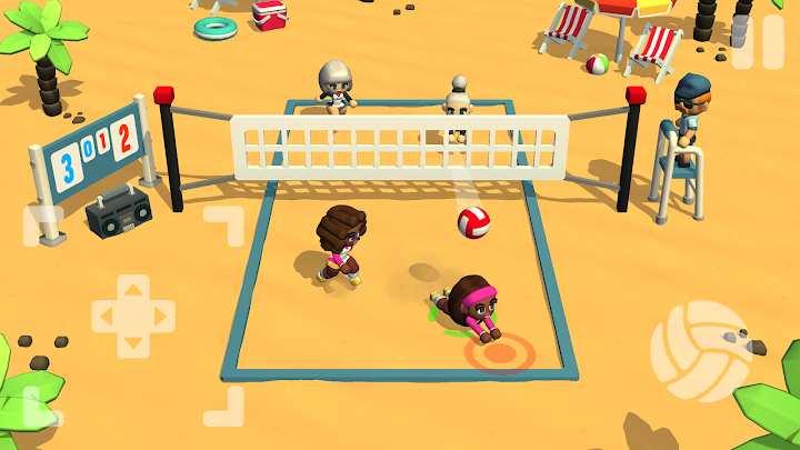 沙滩排球截图3
