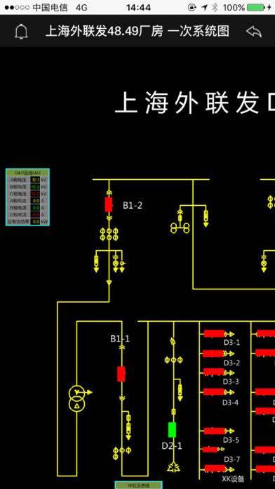 创鑫电力监控系统截图0