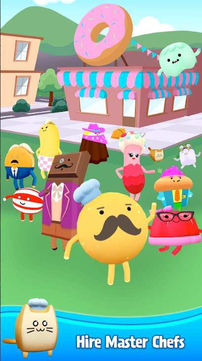 甜甜圈公司截图3