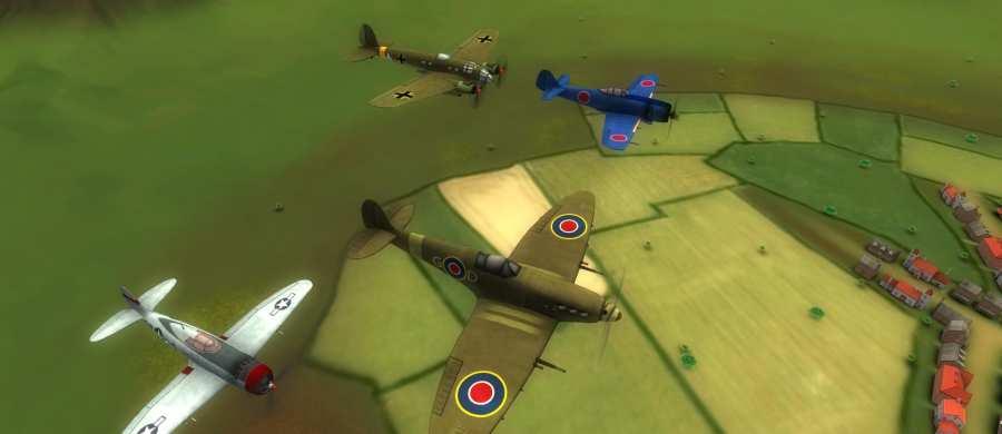 空戰:二戰王牌飛行員截圖1