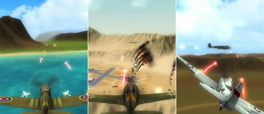 空战:二战王牌飞行员截图2