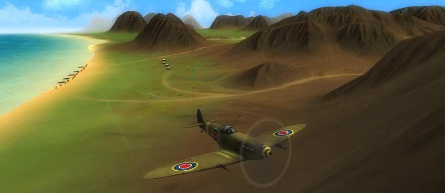 空戰:二戰王牌飛行員截圖3