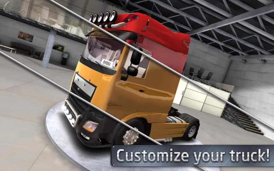 欧洲卡车司机模拟器截图2