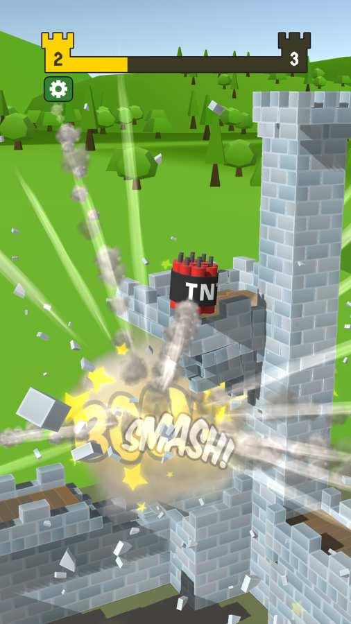 城堡毁灭者截图4