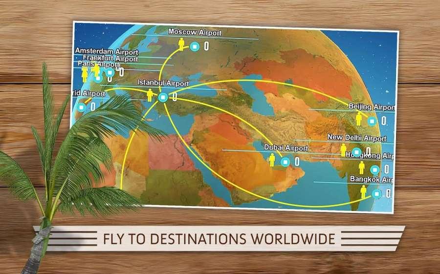 起飞:飞行模拟器截图3