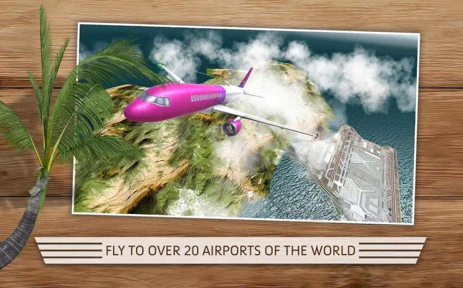 起飞:飞行模拟器截图4