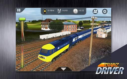实况模拟列车截图1