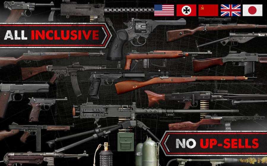真实武器模拟器:二战