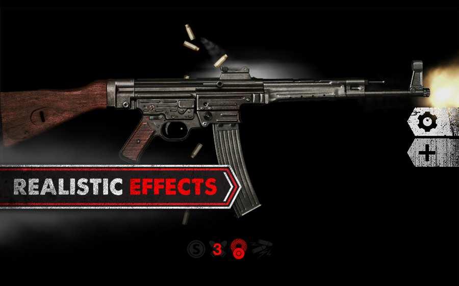 真实武器模拟器:二战截图1