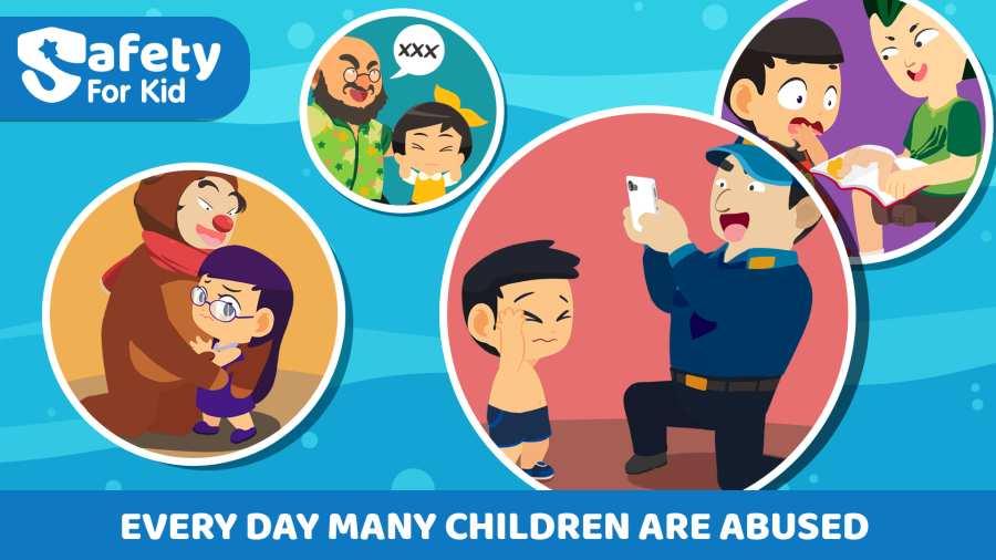 儿童安全教育截图0