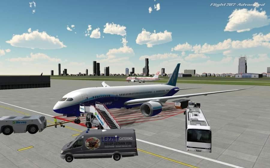 模拟飞行787 专业版截图0