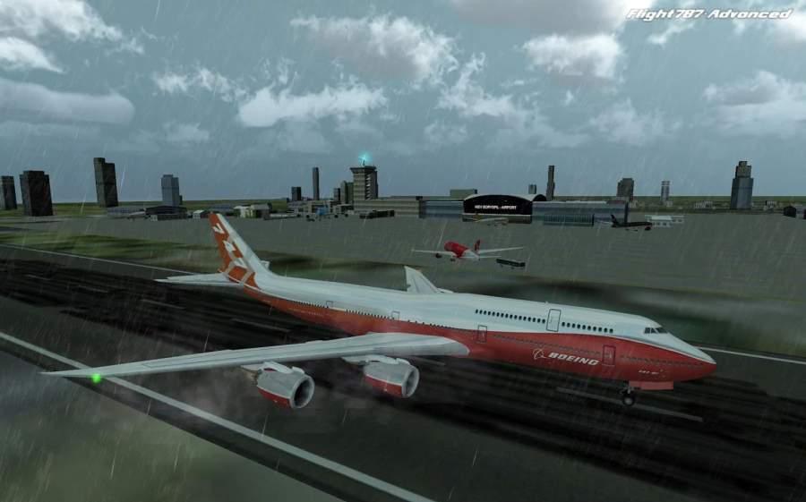 模拟飞行787 专业版截图4