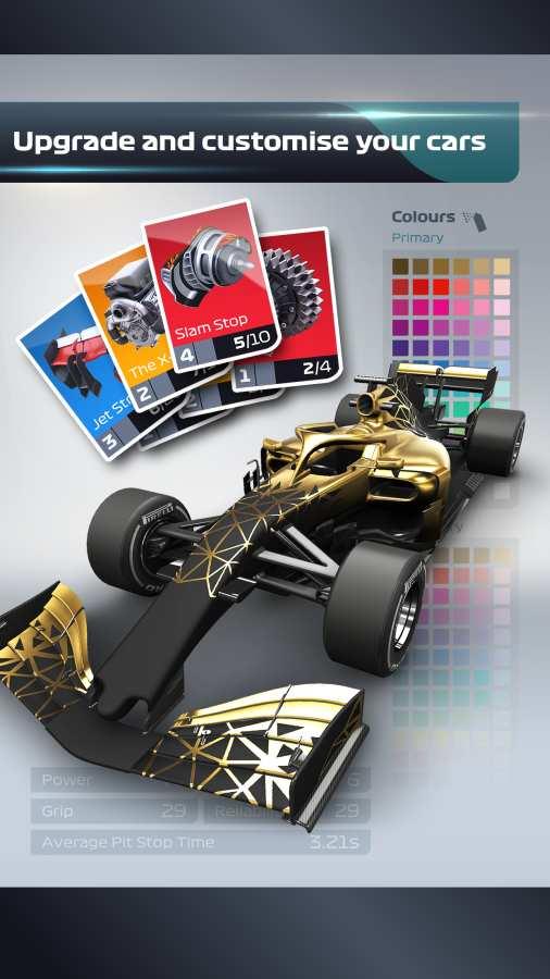 F1赛车经理截图0