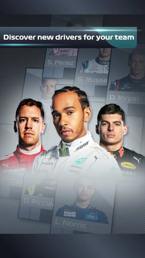 F1赛车经理截图2