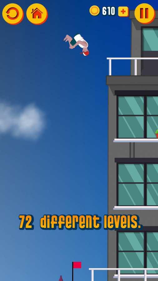 跑酷跳跃截图3
