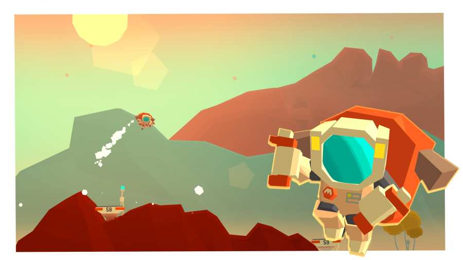 火星:火星截图0