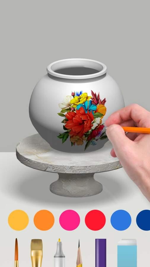 陶艺3D截图2