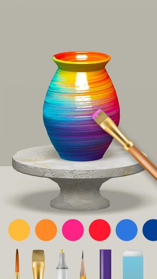 陶艺3D截图4