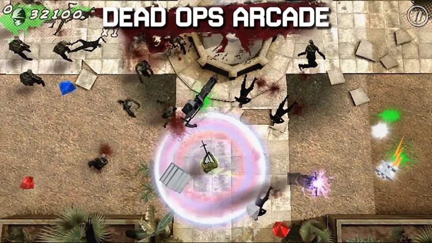 使命召唤:僵尸黑色行动僵尸 高级版截图3