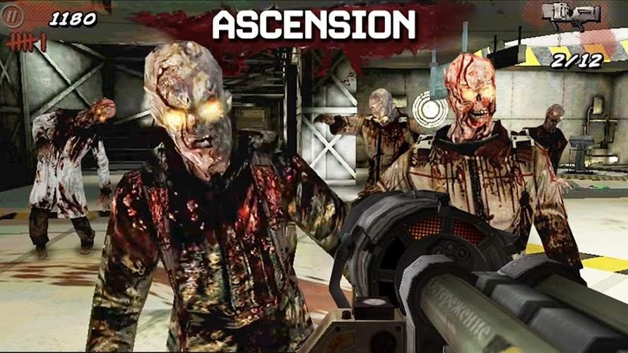 使命召唤:僵尸黑色行动僵尸 高级版截图4