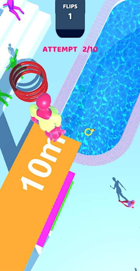 紫色跳水员截图3
